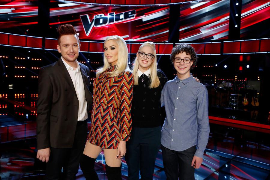 The Voice, Gwen Stefani