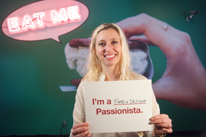 Passionista Natasha Case — Meet the Way Cool Founder of Coolhaus Ice Cream