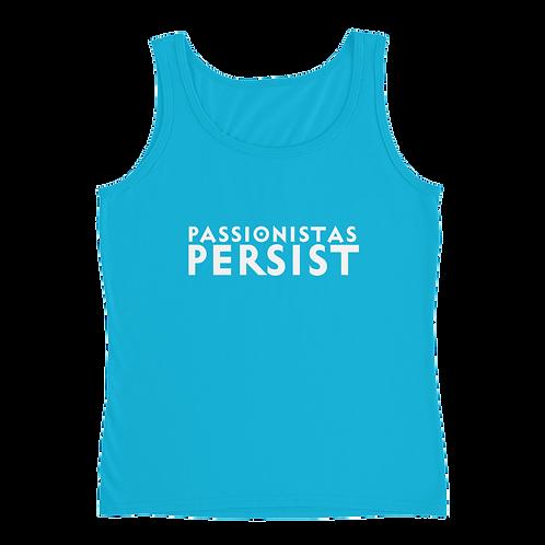 Passionistas Persist Women's Tank