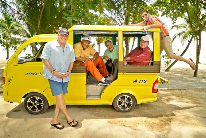 Better Late Than Never: An Interview with Henry Winkler, William Shatner and Jeff Dye