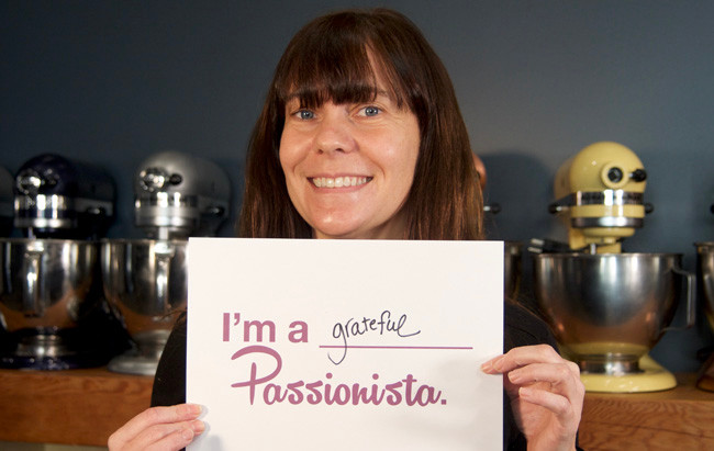 Passionista Clémence Gossett — Chef and Cooking Instructor