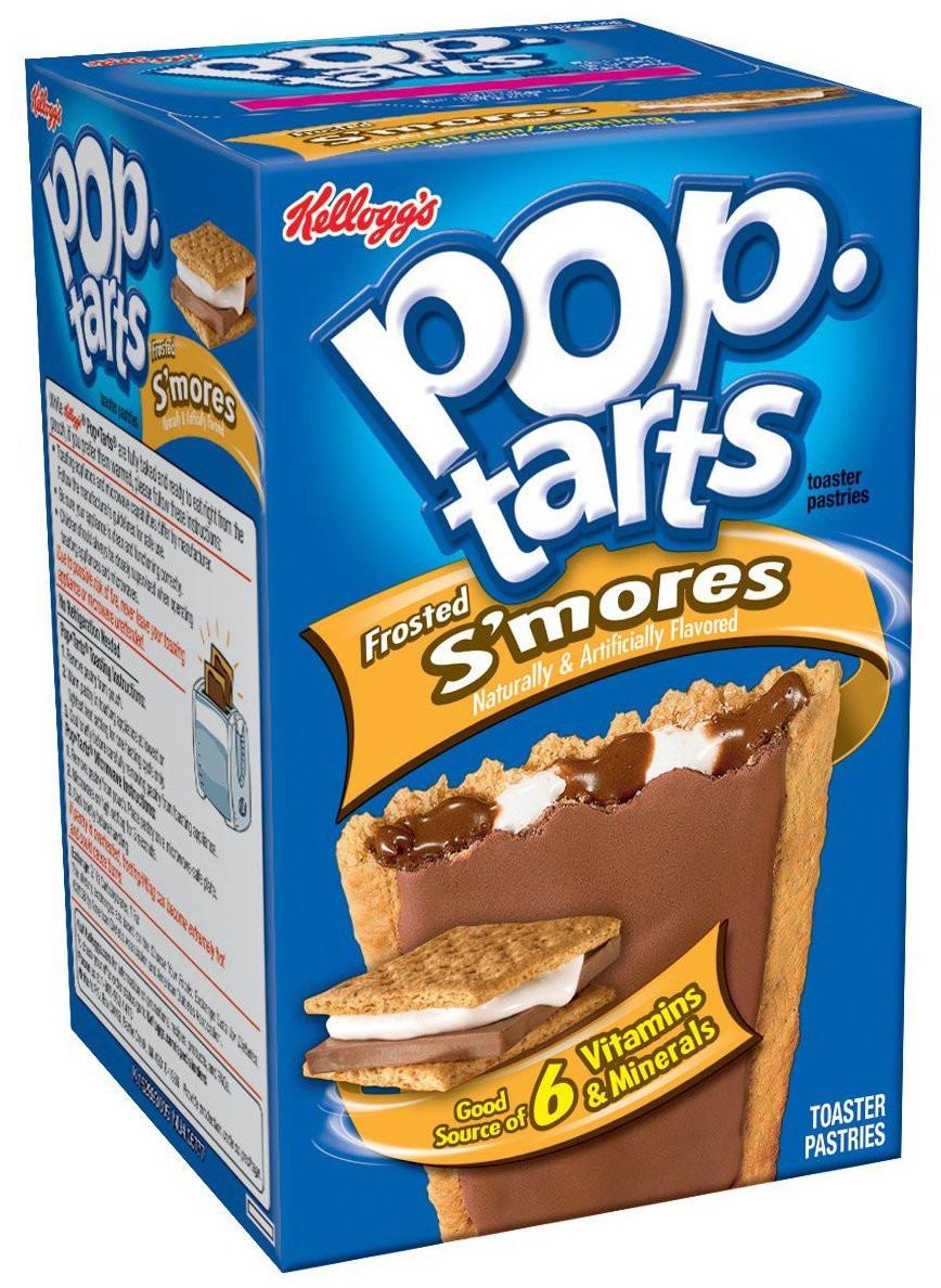 Pop-Tarts, S'mores Pop-Tarts