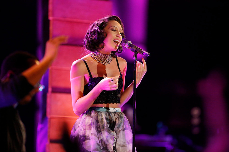 Amy Vachal, The Voice