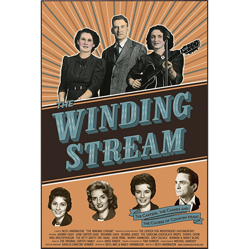 The Winding Stream DVD