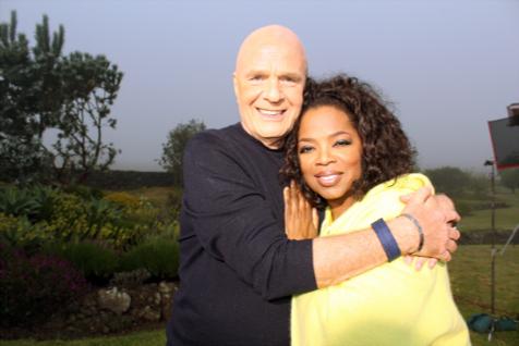 Wayne Dyer, Oprah Winfrey, OWN