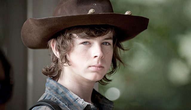 What You Don't Know About The Walking Dead's Chandler Riggs