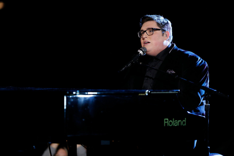 The Voice, Jordan Smith, Adam Levine, Team Adam