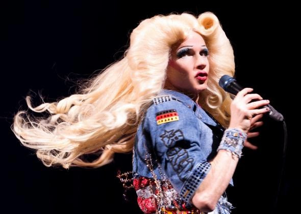 John Cameron Mitchell IS Hedwig and Nothing Can Tear Him Down