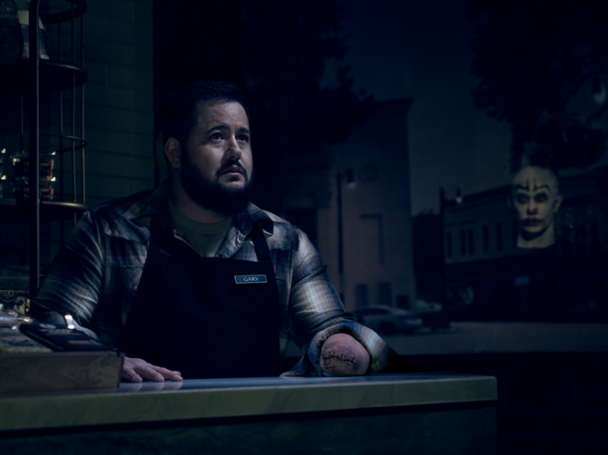 Chaz Bono Embraced Playing a Trump Supporter on American Horror Story: Cult