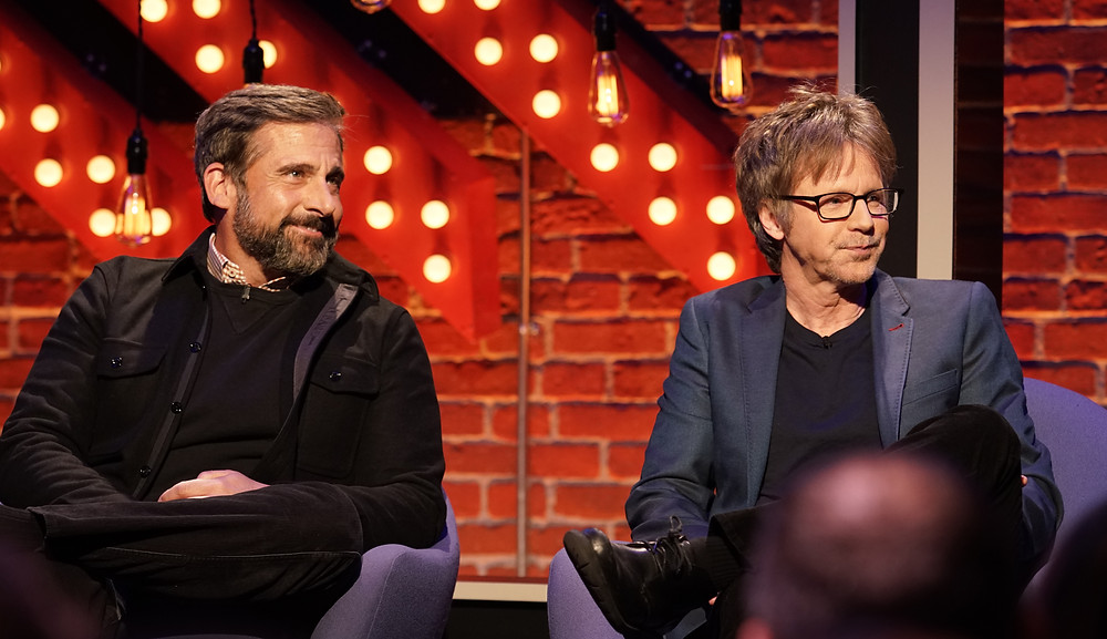 Dana Carvey and Steve Careel in First Impressions