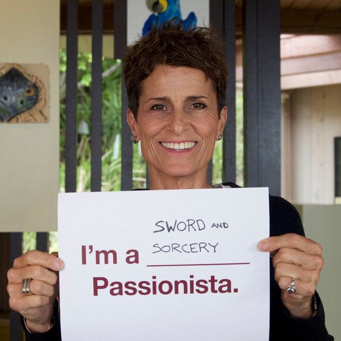 Passionista Liz Lachman — Filmmaker and Emmy-winning Musician and Composer