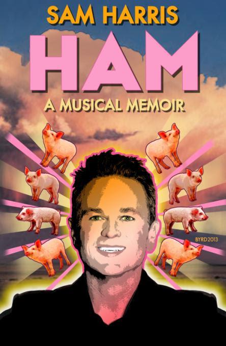 Sam Harris Kickstarts Ham: A Musical Memoir