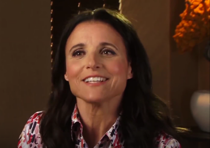 FOR THE ARCHIVE: Julia Louis-Dreyfus