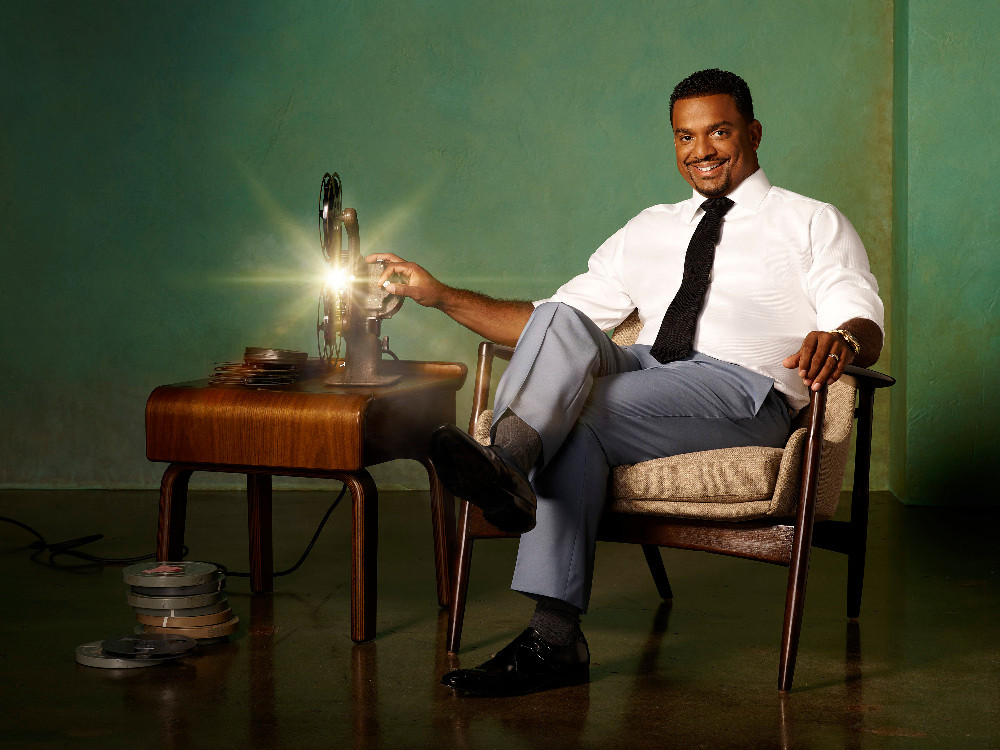 Alfonso Ribeiro from America's Funniest Home Videos, Alfonso Ribeiro does the Carlton