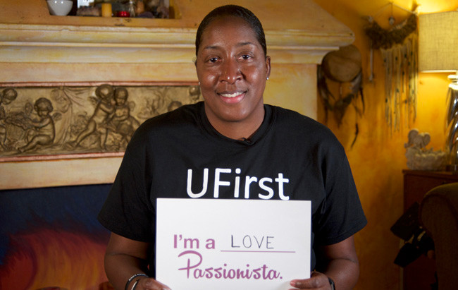 Passionista Erica Wright — Founder, U First Inc.