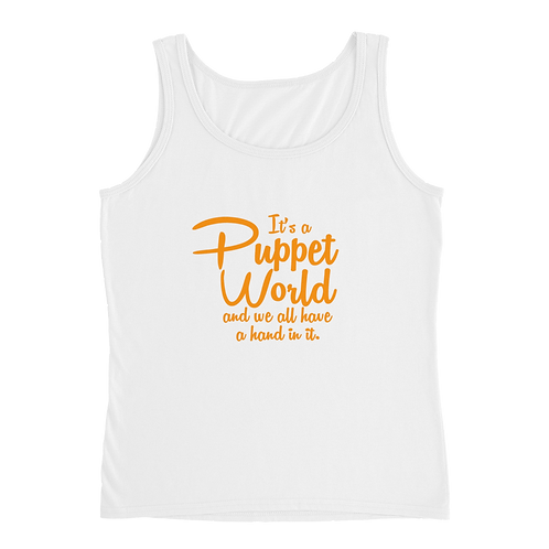 Puppet World Women's Tank