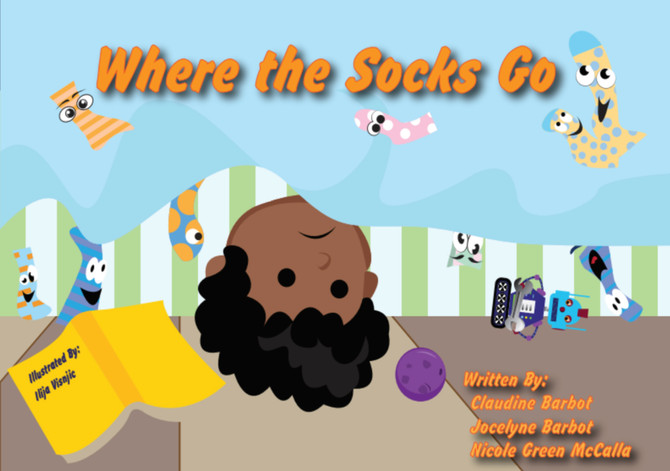 A New Book Answers the Age Old Question About Where the Socks Go