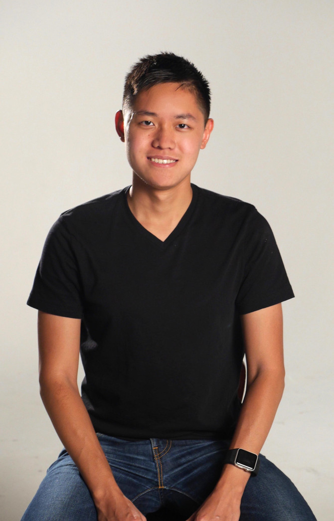Davin Tjen —Journey from Indonesia to Hollywood Producer
