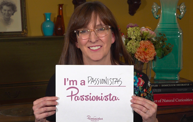 Nancy Harrington: A Passionistas Passionista