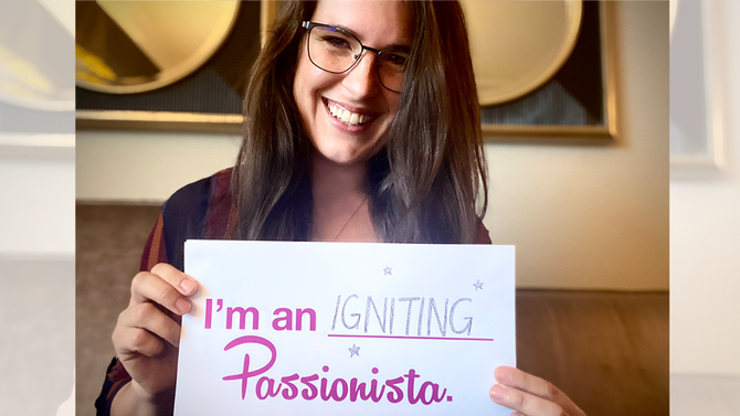 Bethany Halbreich: I'm an Igniting Passionista
