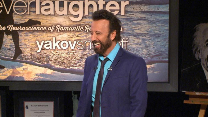 Yakoff Smirnoff: Laughter, Relationships and Passion