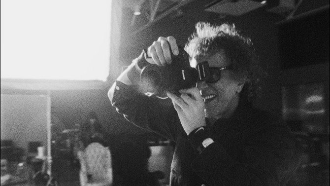 Mick Rock Captures the Soul of Rock and Roll