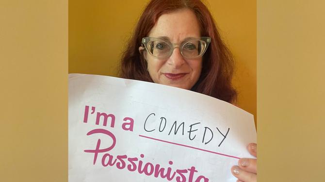 Lynn Harris: I'm a Comedy Passionista