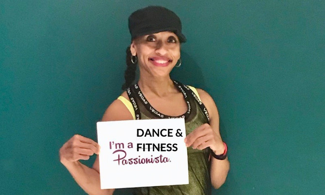 Karen L. Arceneaux — Dancer, Choreographer, Personal Trainer and Fitness Coach