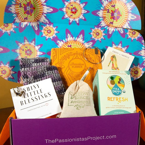 The Passionistas Project Pack — WINTER