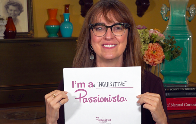 Passionista Amy Harrington: Memories of My Kick-Ass Baby Sister