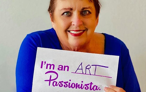 Meridy Volz Uses Art for Activism and Inspiration
