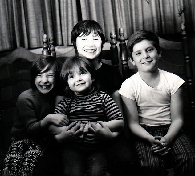 Nancy, Amy, Lisa and Lee