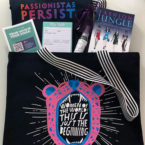 Passionistas Persist Pack — Fall 2020