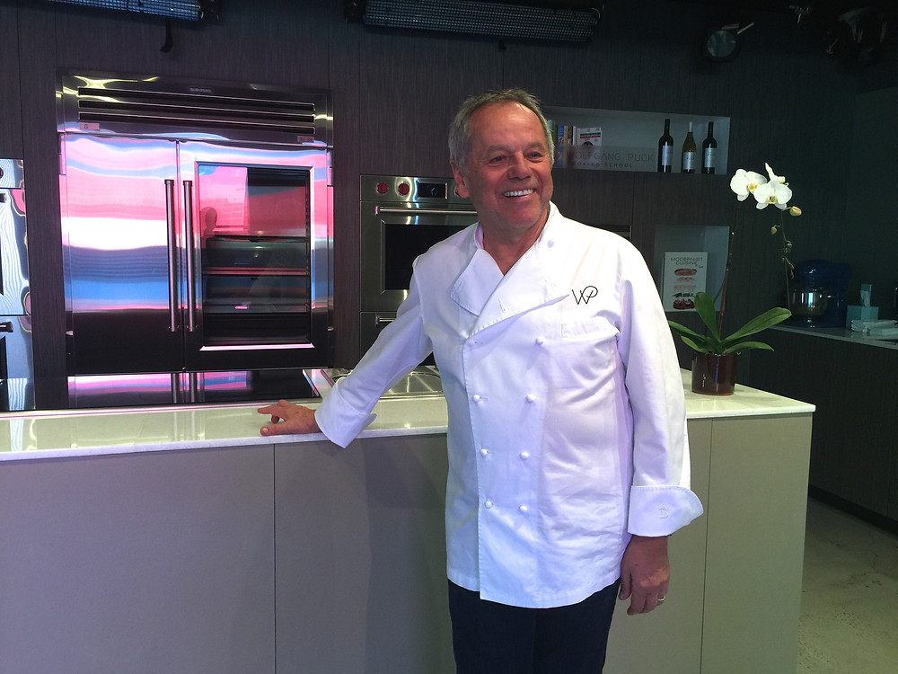 Wolfgang Puck, Celebrity Chef