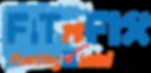FITnFIX Plumbing sorted logo
