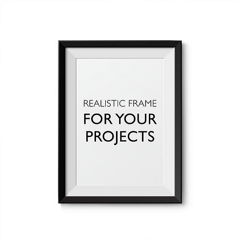 Telaio per i vostri progetti