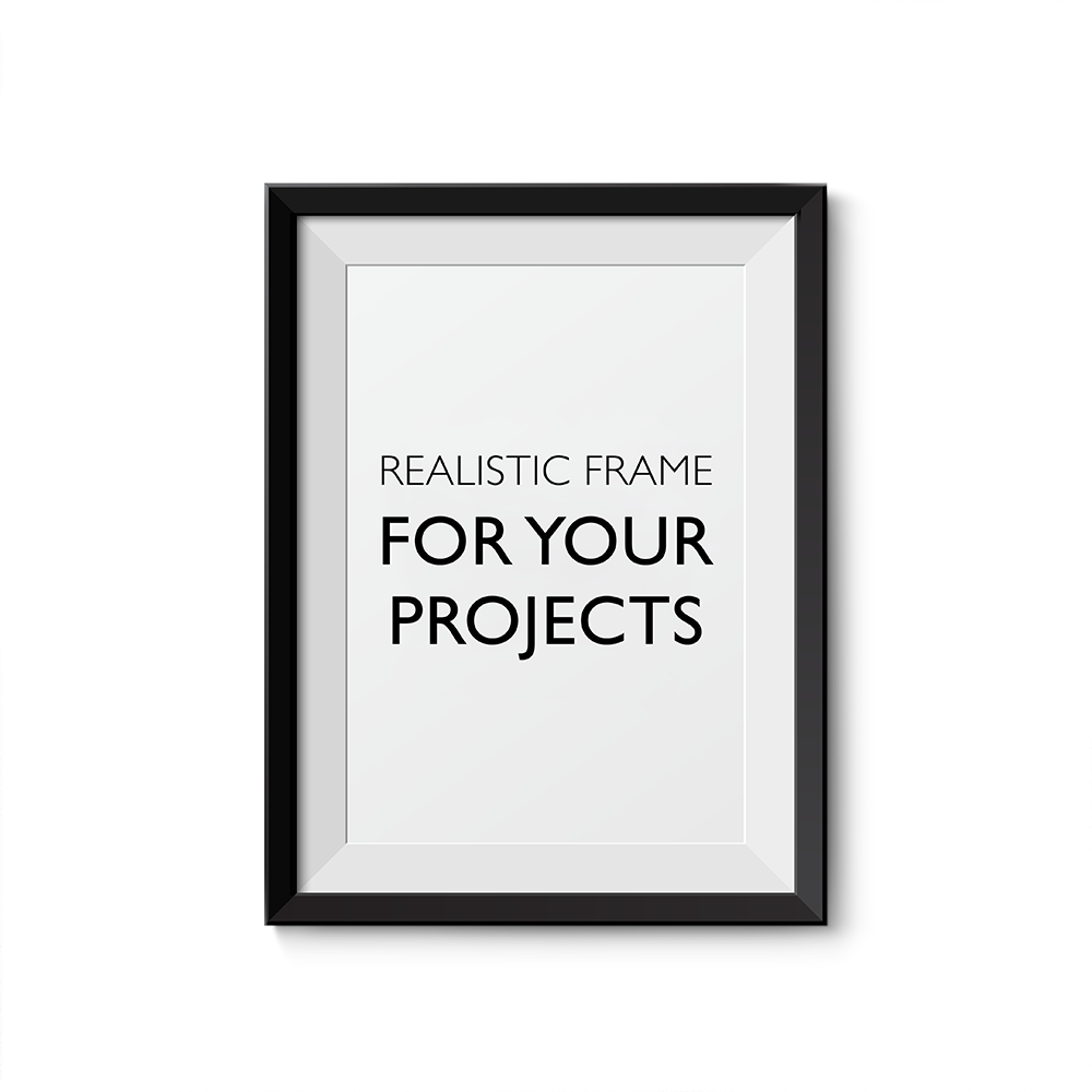 Frame for Your Projects