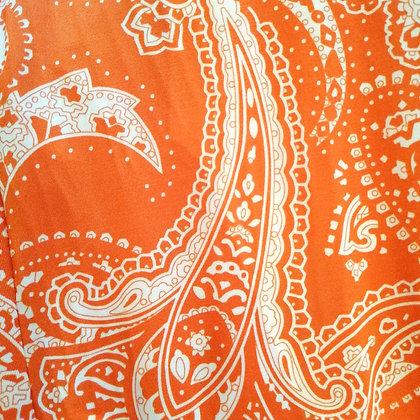 Pantazampa fantasia bandana arancio
