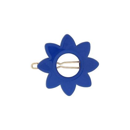 Molletta fiore blu