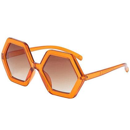 Occhiali da sole Skyla arancio