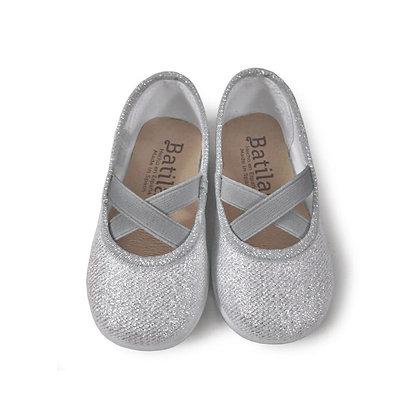 Ballerina argento