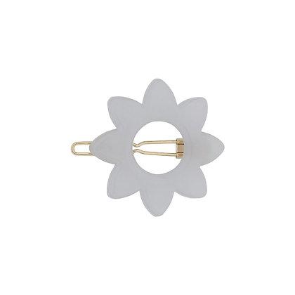Molletta fiore bianco