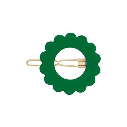 Molletta vintage verde
