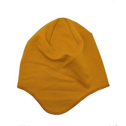 Cappello baby ocra
