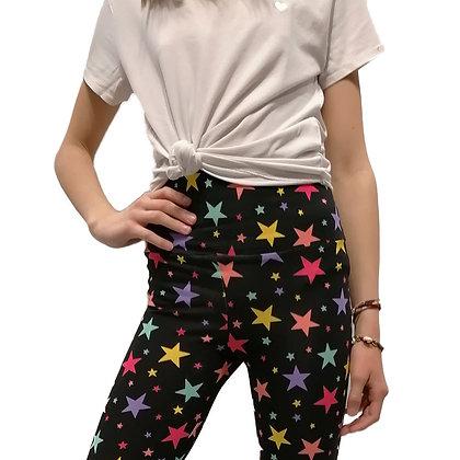 Pantazampa bimba fantasia stelle multicolor