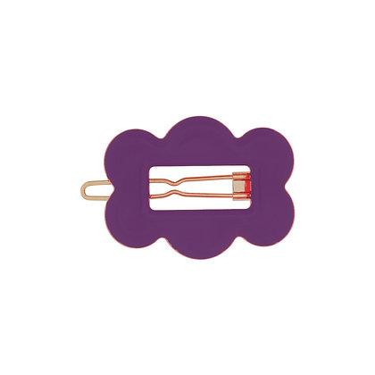 Molletta vintage viola