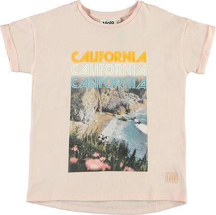 T-shirt rosa california
