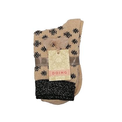 Calze lana misto cashmere