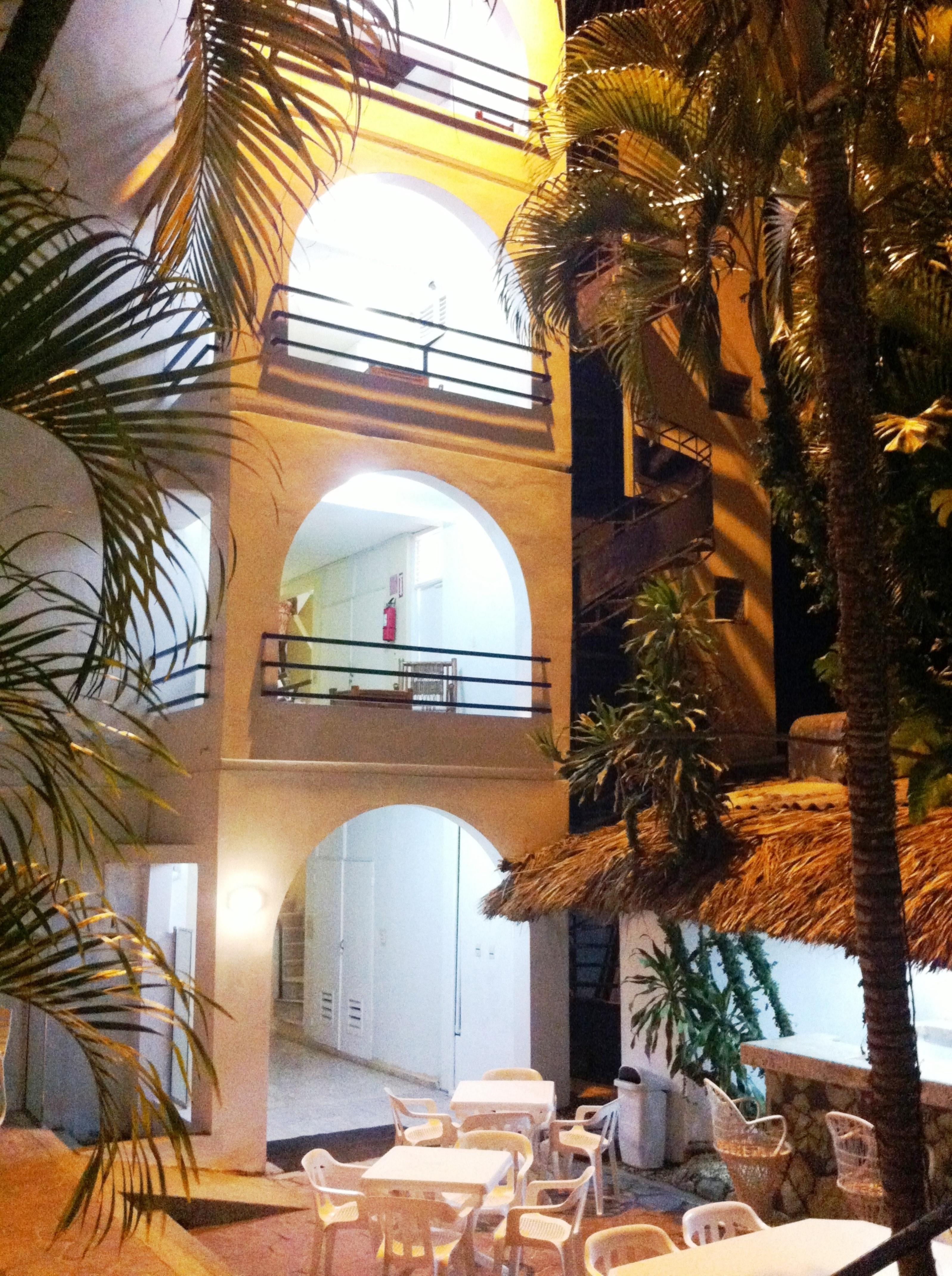Balcones al Jacuzzi