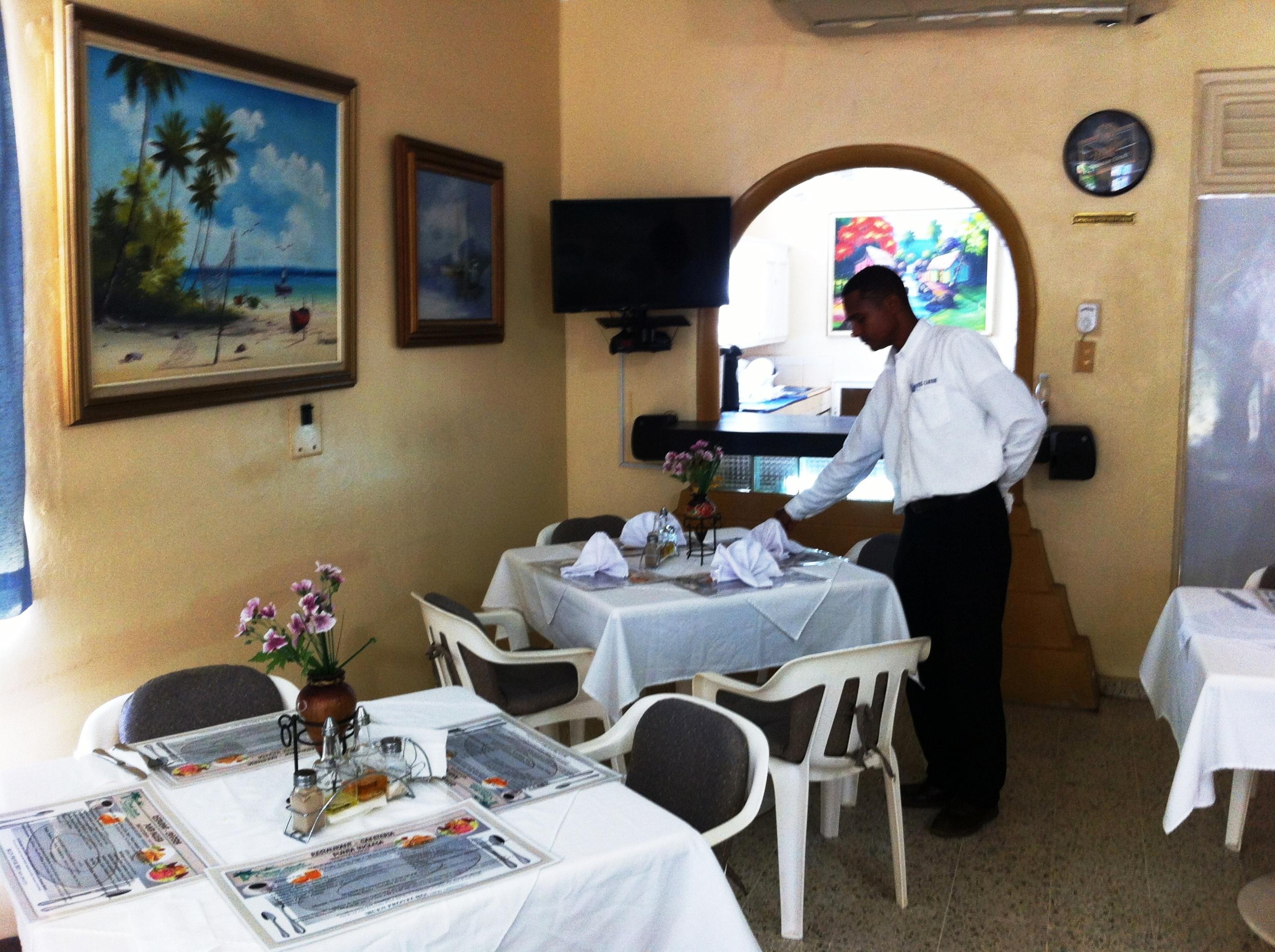 Servicio Personalizado (camarero)